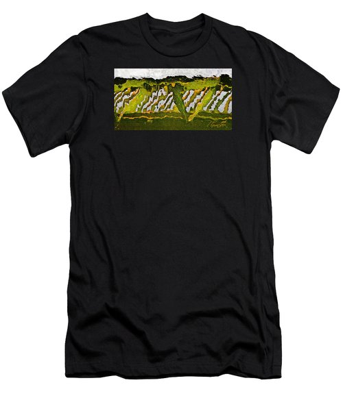 The Bridge - Me To You Men's T-Shirt (Athletic Fit)