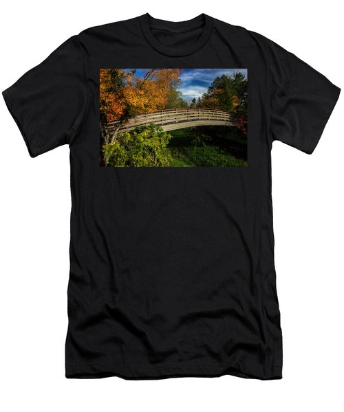 The Bridge To The Garden Men's T-Shirt (Athletic Fit)