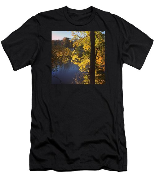 The Brilliance Of Nature Leaves Me Speechless Men's T-Shirt (Athletic Fit)
