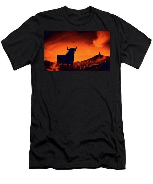 Spanish Men's T-Shirt (Athletic Fit)