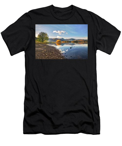 The Burning Bush Men's T-Shirt (Athletic Fit)
