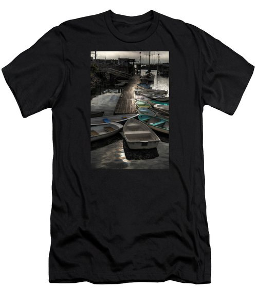 The Calm Before Men's T-Shirt (Athletic Fit)