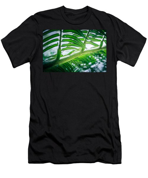 The Camouflaged Men's T-Shirt (Athletic Fit)