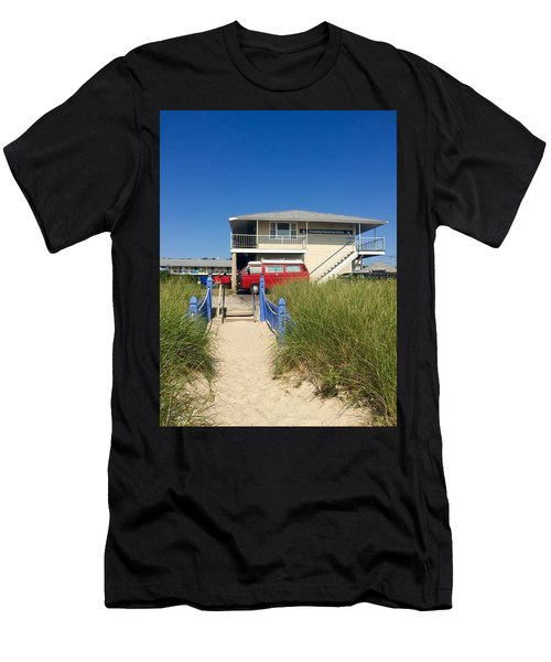 The Canadians Are Here Men's T-Shirt (Athletic Fit)