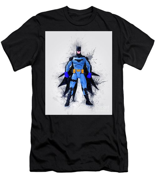 The Caped Crusader Men's T-Shirt (Athletic Fit)