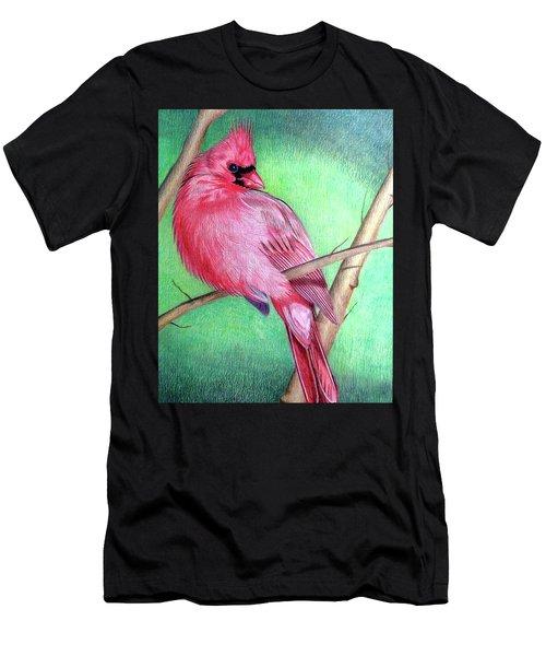 The Cardinal Men's T-Shirt (Athletic Fit)