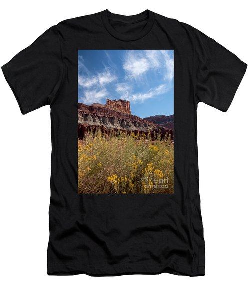 The Castle Capital Reef Men's T-Shirt (Athletic Fit)