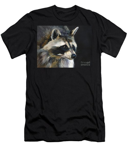 The Cat Food Bandit Men's T-Shirt (Athletic Fit)