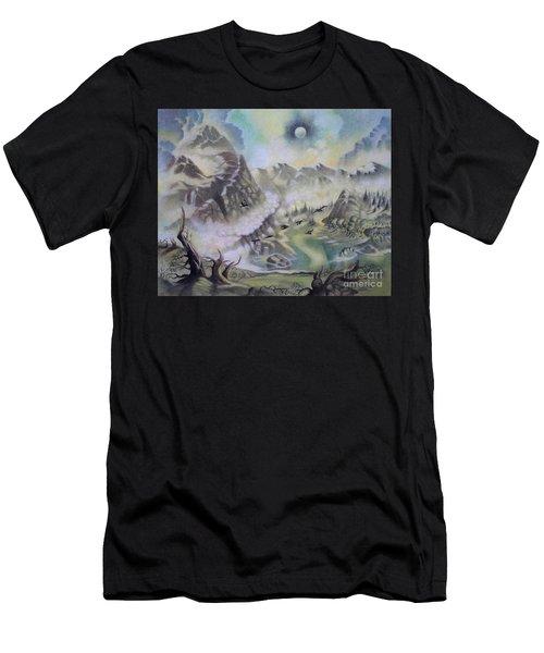 The Cauldron Men's T-Shirt (Athletic Fit)