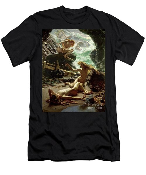 The Cave Of The Storm Nymphs Men's T-Shirt (Athletic Fit)