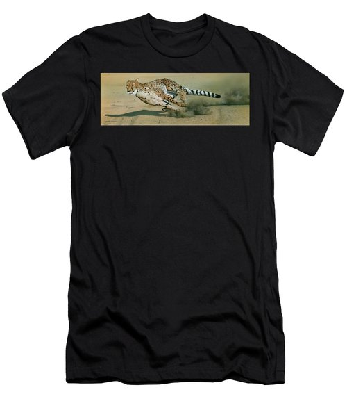 The Chase Men's T-Shirt (Athletic Fit)