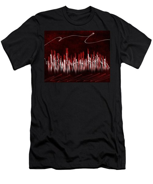 The City Of My Dreams Men's T-Shirt (Athletic Fit)