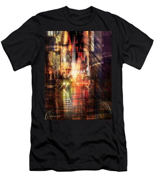 The City Rhythm II Men's T-Shirt (Athletic Fit)