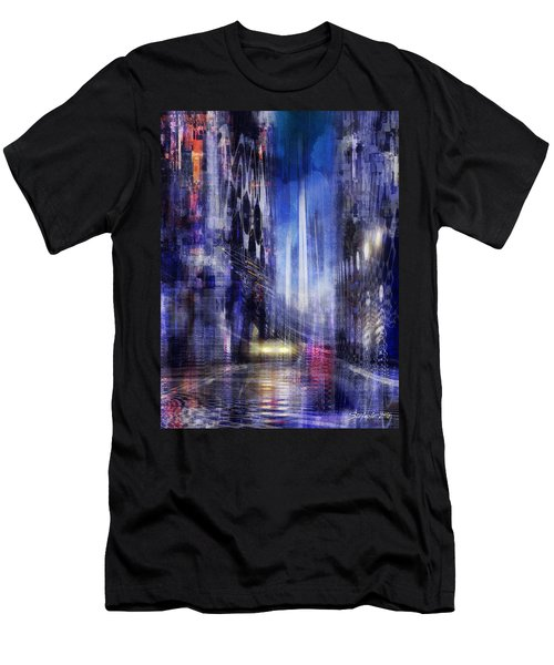The City Rhythm IIi Men's T-Shirt (Athletic Fit)