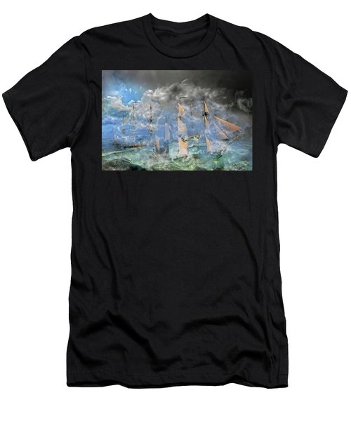 The Cleggan Bay Storm 1927 Men's T-Shirt (Athletic Fit)