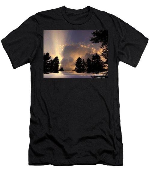 The Cloud Men's T-Shirt (Athletic Fit)
