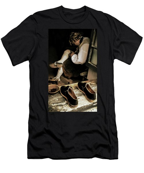 The Cobblers Window Men's T-Shirt (Athletic Fit)
