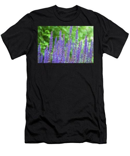 The Color Purple - Longwood Gardens Men's T-Shirt (Athletic Fit)