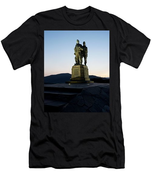 The Commando Memorial Men's T-Shirt (Athletic Fit)