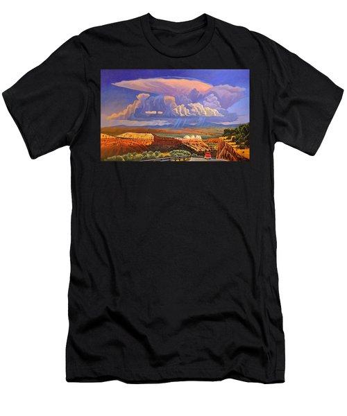The Commute Men's T-Shirt (Athletic Fit)