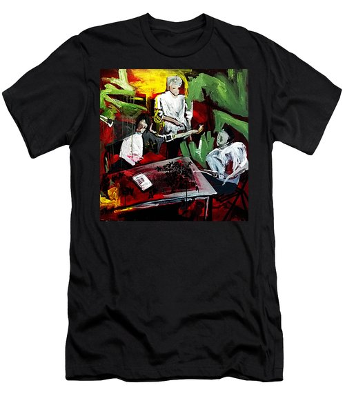 The Contract Men's T-Shirt (Athletic Fit)