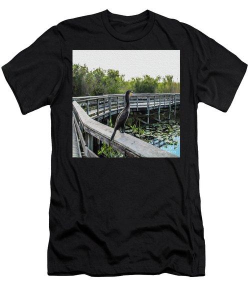 The Cormorant Men's T-Shirt (Athletic Fit)