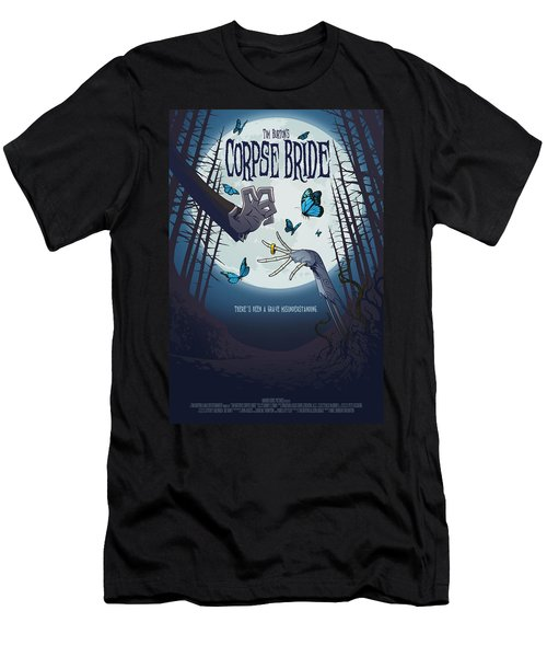 The Corpse Bride Alternative Poster Men's T-Shirt (Athletic Fit)
