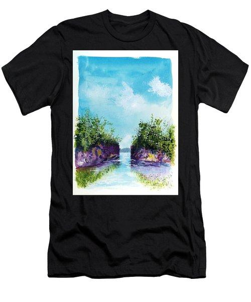 The Cove Men's T-Shirt (Athletic Fit)