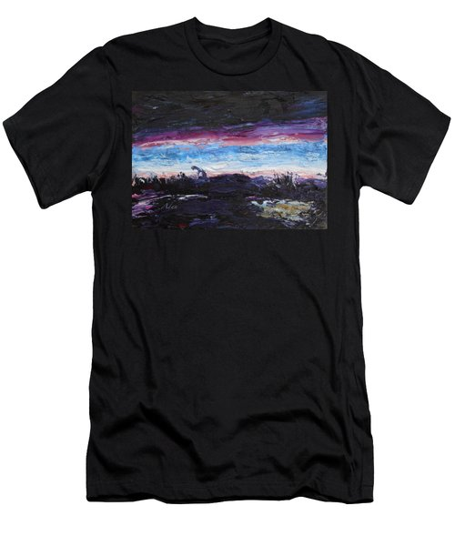 The Crack Of Time Men's T-Shirt (Athletic Fit)