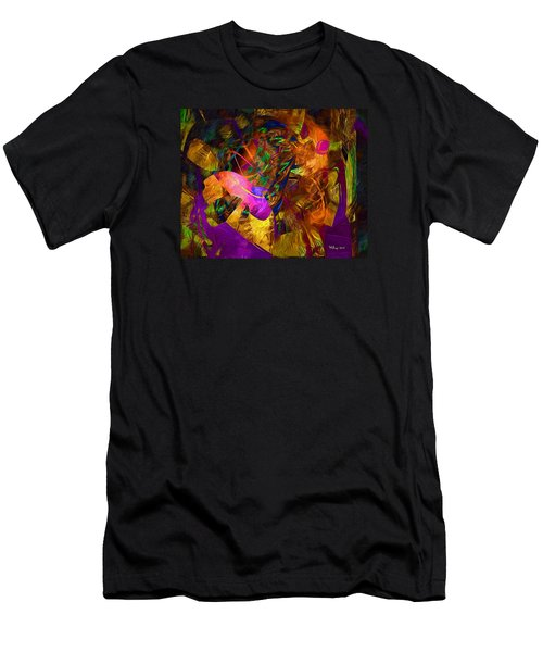 The Creation -- The Heavens Are Telling -- Franz Joseph Haydn Men's T-Shirt (Athletic Fit)