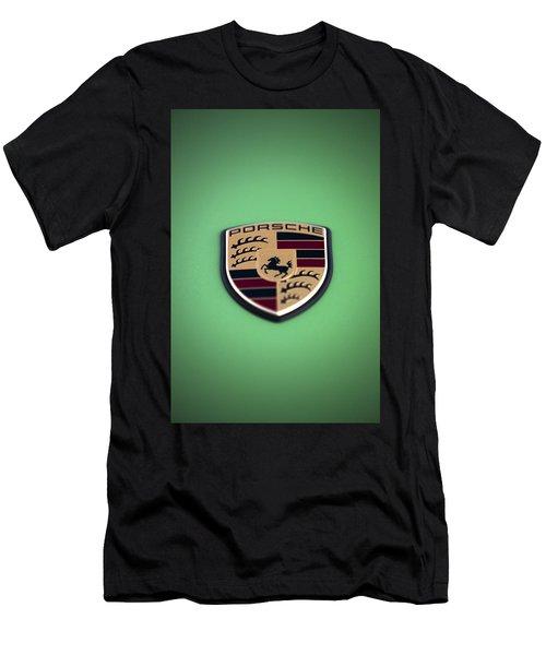 The Crest Men's T-Shirt (Athletic Fit)