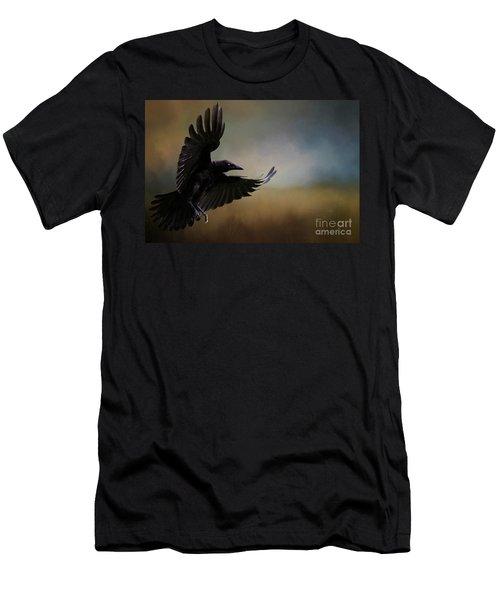 The Crow Men's T-Shirt (Athletic Fit)