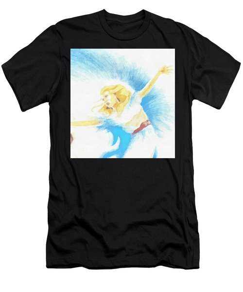The Dancer Men's T-Shirt (Athletic Fit)