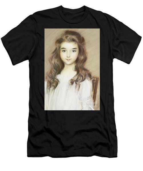 The Daughter Of The Marquise Of Elbe Men's T-Shirt (Athletic Fit)
