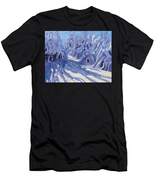 The Day After The Storm Men's T-Shirt (Athletic Fit)