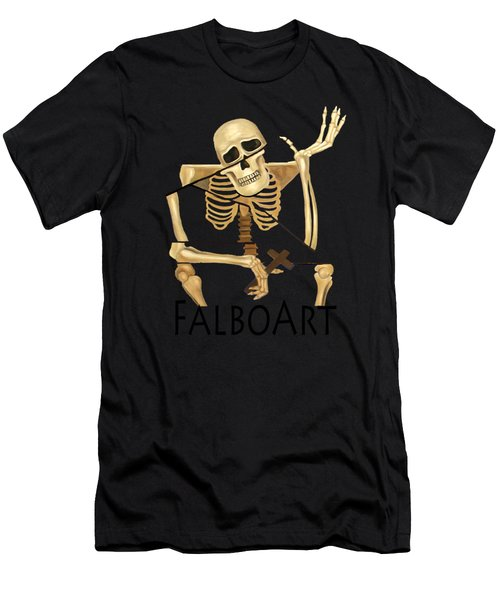 The Dead In Christ Men's T-Shirt (Athletic Fit)