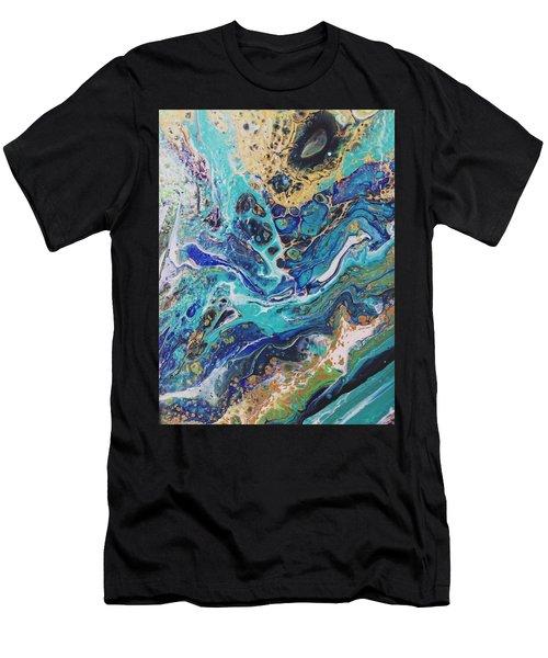 The Deep Blue Sea Men's T-Shirt (Athletic Fit)