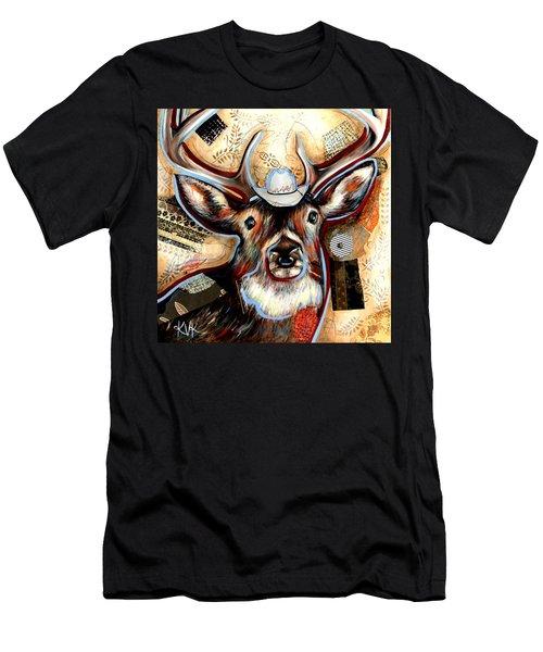 The Deer Men's T-Shirt (Athletic Fit)