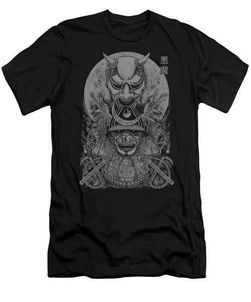 The Demon Men's T-Shirt (Athletic Fit)