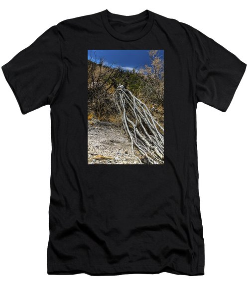 The Desert Sentinel Men's T-Shirt (Athletic Fit)