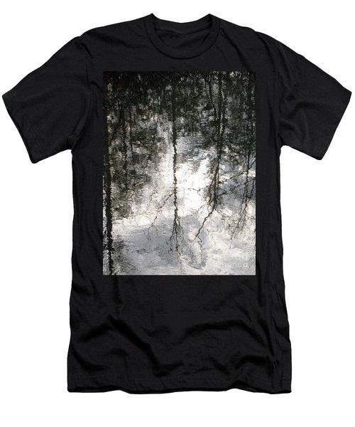 The Devic Pool 2 Men's T-Shirt (Slim Fit) by Melissa Stoudt