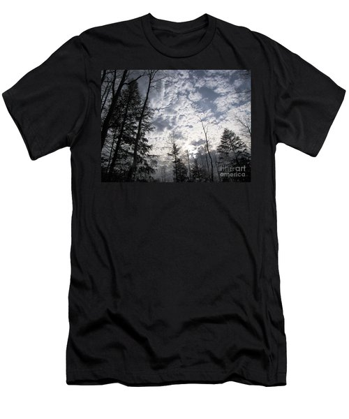 The Devic Pool 3 Men's T-Shirt (Slim Fit) by Melissa Stoudt
