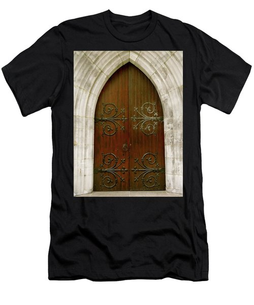 The Door Of Opportunity Men's T-Shirt (Athletic Fit)