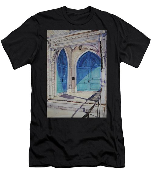 The Doors Men's T-Shirt (Athletic Fit)