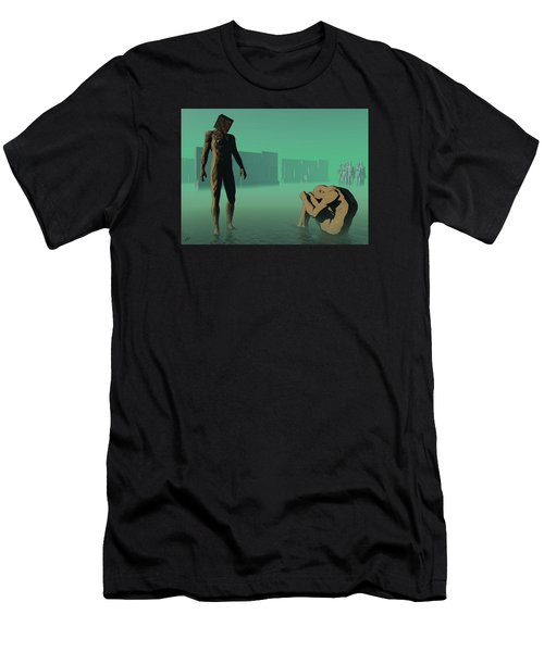 The Dream Of Shame Men's T-Shirt (Athletic Fit)