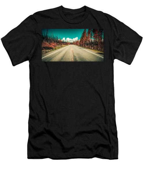 The Dried County Men's T-Shirt (Athletic Fit)