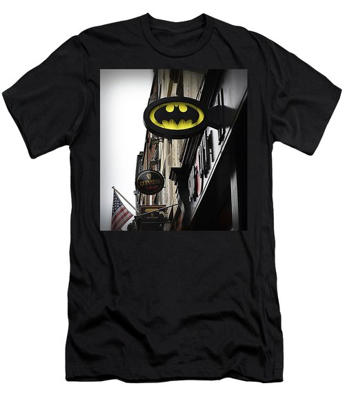 The Drink Of Super Heroes Men's T-Shirt (Athletic Fit)