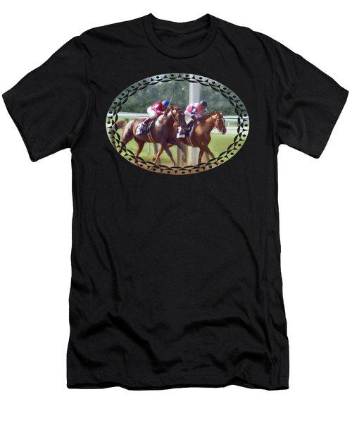 The Duel Men's T-Shirt (Athletic Fit)
