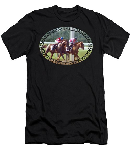 The Duel Men's T-Shirt (Athletic Fit)