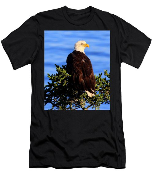 The Eagle Has Landed 2 Men's T-Shirt (Athletic Fit)